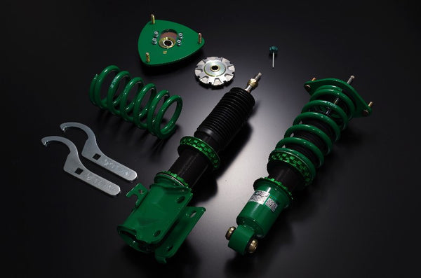 Tein Flex-Z Coilover Kit 2003-2006 Mitsubishi Evo (incl MR) / 2006-2007 Lancer Evolution IX CT9A GSR/RS