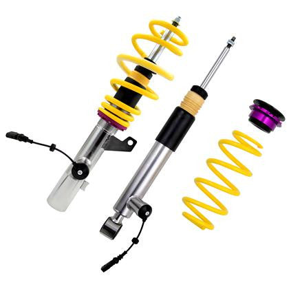 KW DDC ECU Coilover Kit 2011-15 Mercedes SLS AMG 6.3L V8 ,RWD, Coupe