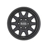 Black Rhino Stadium 18x8.5 6x139.7 ET00 CB 112.1 Matte Black Wheel