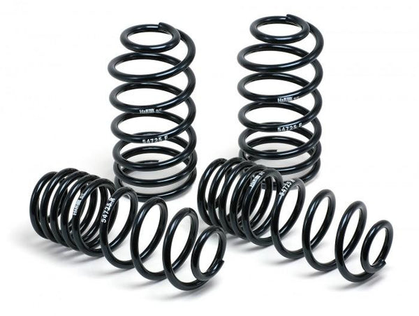 H&R Sport Springs 2017-2019 Porsche 718 Cayman/Boxster (incl. S) with or without PASM