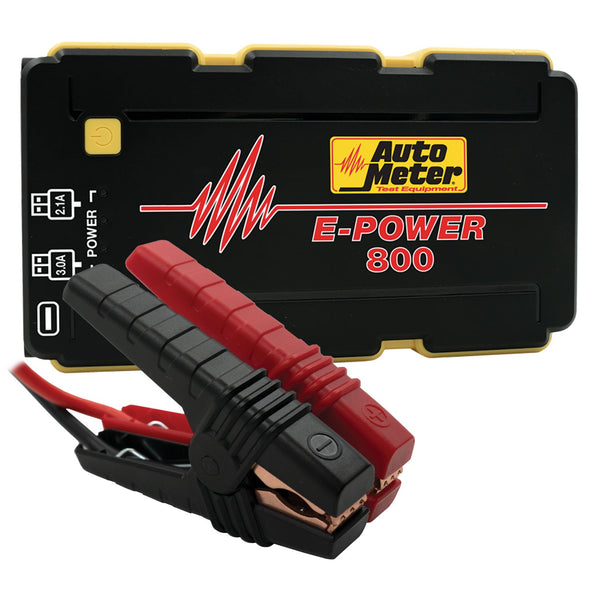 AutoMeter E-POWER 800 Power Pack