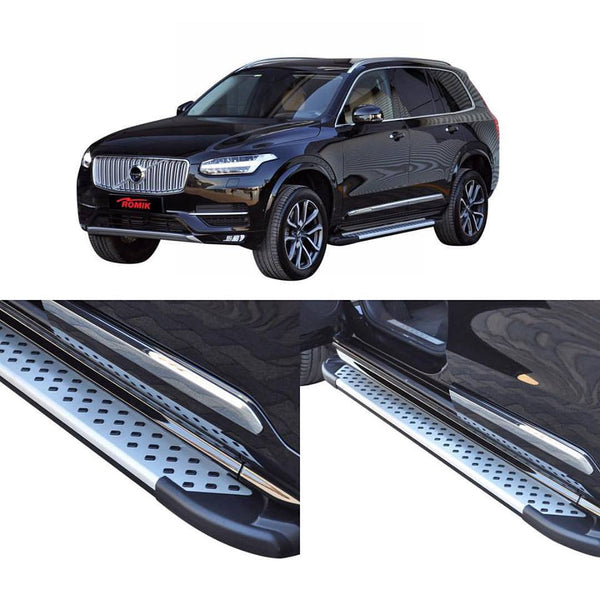 Romik RAL-S Running Board Side Steps 2015+ Volvo XC90