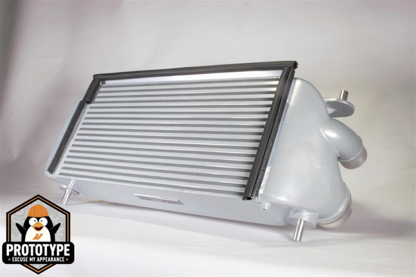 Mishimoto Direct-Fit Intercooler 2015+ Ford F-150 EcoBoost