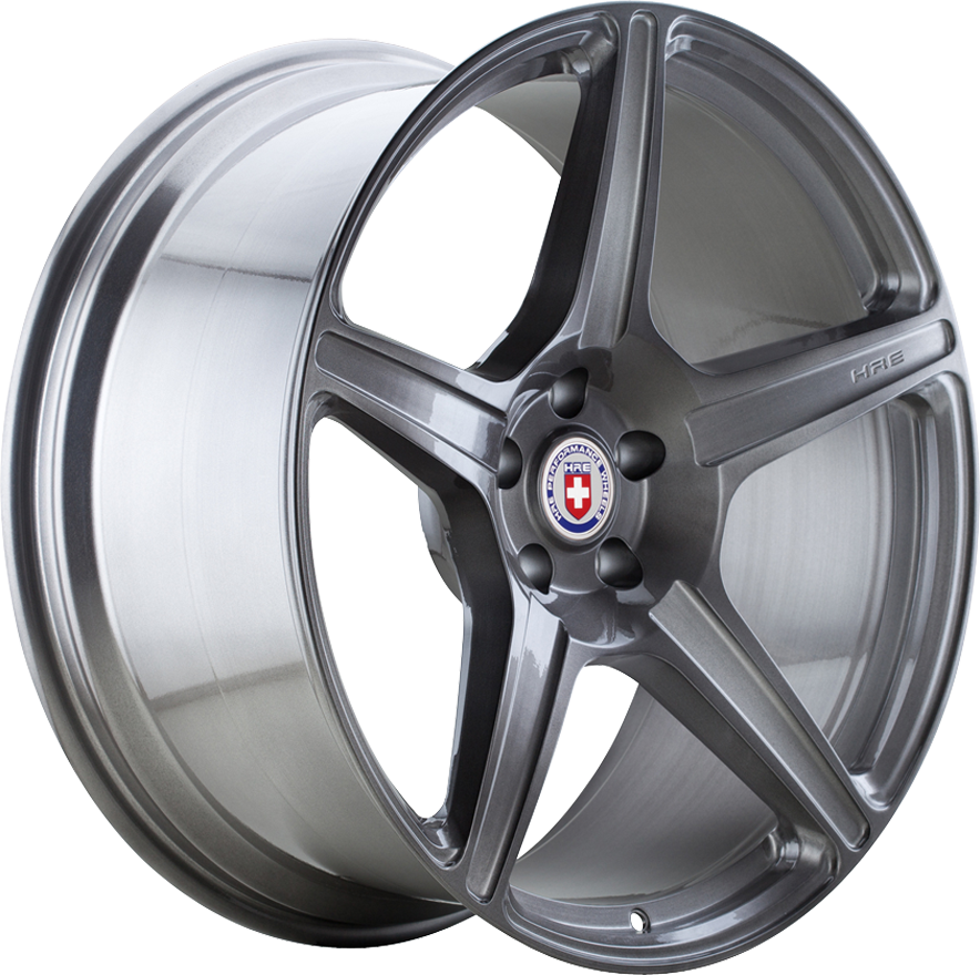 "20"" HRE TR105 Forged Monoblok Wheels"