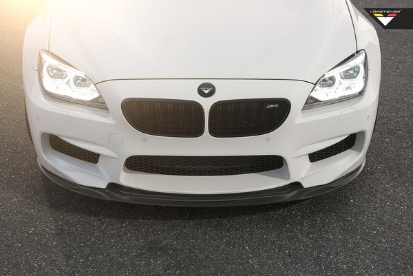 Vorsteiner GTS-V Front Add-On Spoiler BMW M6 F12 Model Only