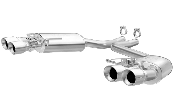 Magnaflow Axle Back Exhaust 2014-2016 Audi SQ5 V6 (3.0L)