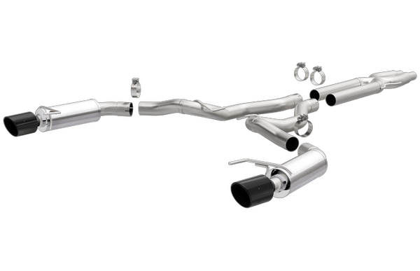 Magnaflow Cat Back Competition Exhaust System 2015-16 Ford Mustang GT V8 (5.0L)