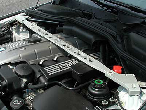 Racing Dynamics Billet GTR Front Strut Bar 2003-2010 BMW 520, 523, 525, 528, 530, 535 (E60/E61)