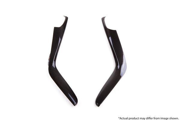 Revel GT Dry Carbon 2016-2018 Honda Civic Center Console Side Panel (Left & Right) 2 pieces