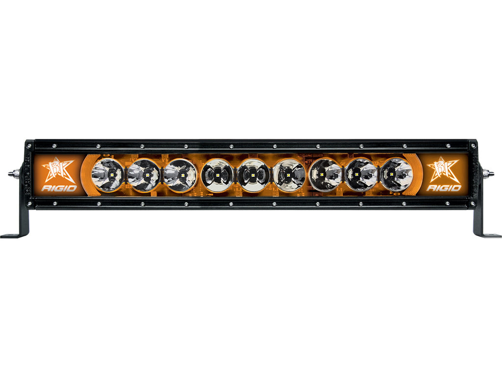 "Rigid Industries Radiance 20"" Amber Back Light"