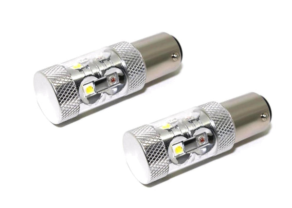 Putco Plasma SwitchBack LED Bulbs - 1157 - SwitchBack Plasma (White/Amber)
