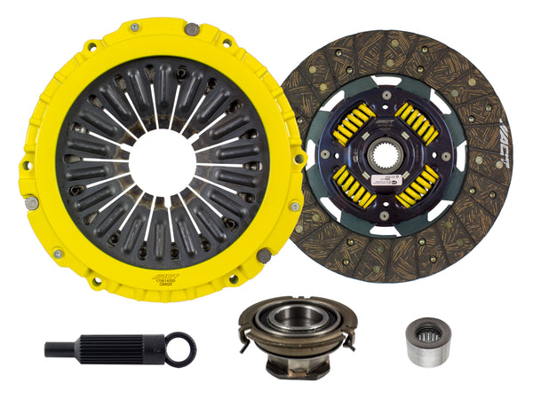 ACT Race Sprung 6 Pad Clutch Kit 1993-1997 Chevrolet Camaro & Pontiac Firebird