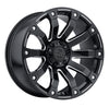 Black Rhino Selkirk 18x9.0 5x150 ET12 CB 110.1 Gloss Black Milled Wheel