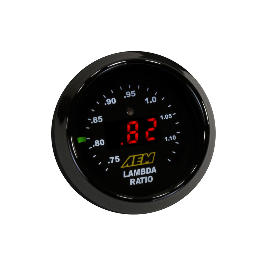 AEM Wideband UEGO Air/Fuel Ratio Gauge (without sensor)