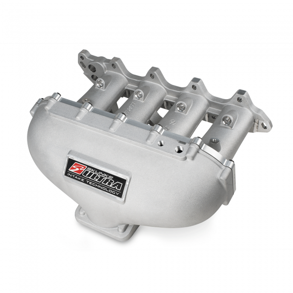 Skunk2 Ultra Series B Series Race Centerfeed Complete Intake Manifold  (silver)