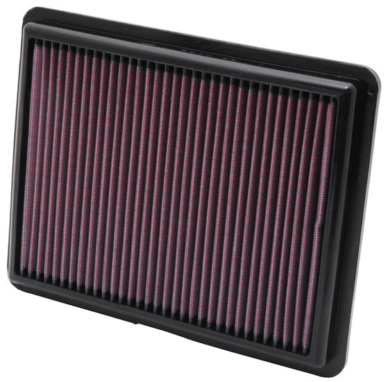 K&N Replacement Air Filter 2009-14 Acura TL / 2010-14 TSX & 2007-12 Honda Accord / 2010-15 Crosstour (V6)