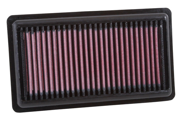 K&N Replacement Air Filter 2012-2015 Fiat 500 / Panda 0.9L (exc. turbo)