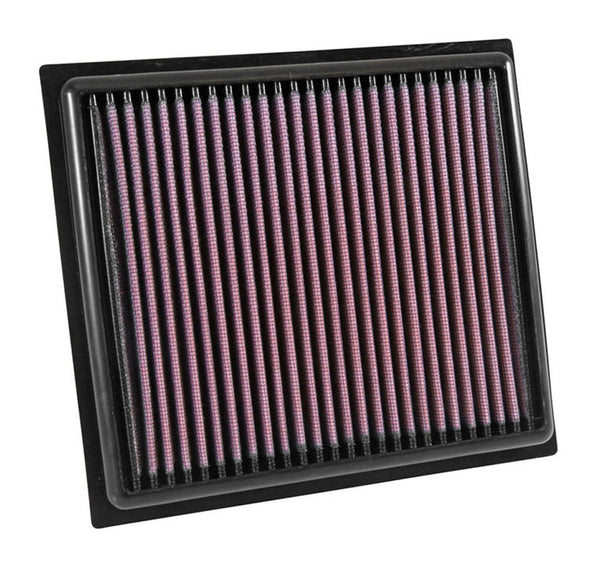 K&N Replacement Air Filter 2014-2016 Jeep Renegade 1.4/1.6/2.0/2.4L / 2016 Fiat 500X 1.4/2.4L