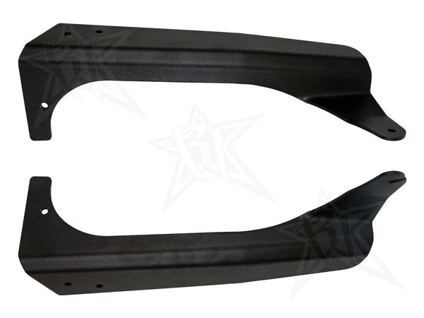 Rigid Industries Jeep TJ Brow Mount Kit