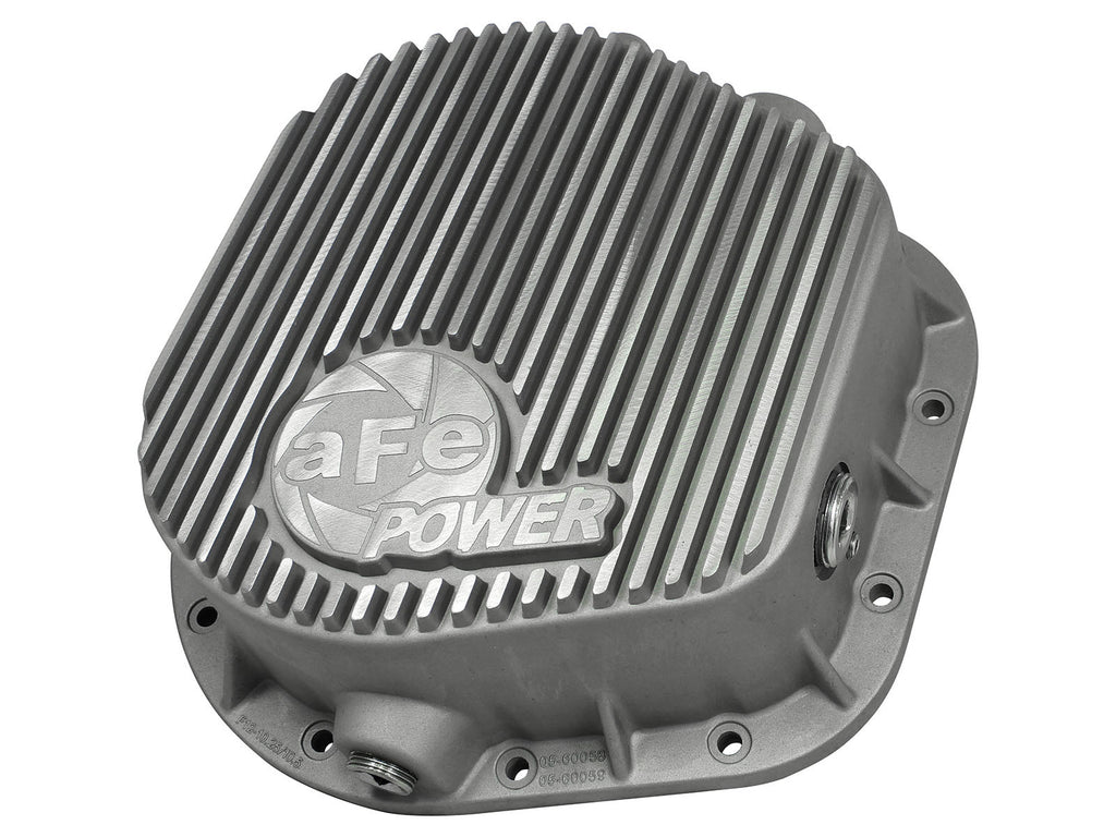 AFE Rear Differential Cover (Raw; Street Series) 1986-2015 Ford F-250/F-350/Excursion V8