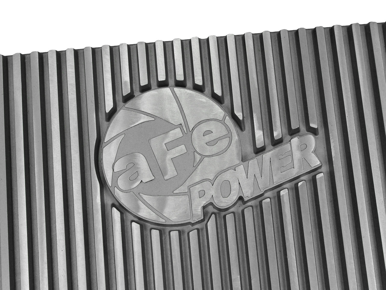 AFE Transmission Pan Cover (Raw) 1994-2007 Dodge Diesel Trucks L6