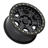 Black Rhino Reno 18x9.5 5x139.7 ET00 CB 78.1 Matte Black w/Brass Bolts Wheel
