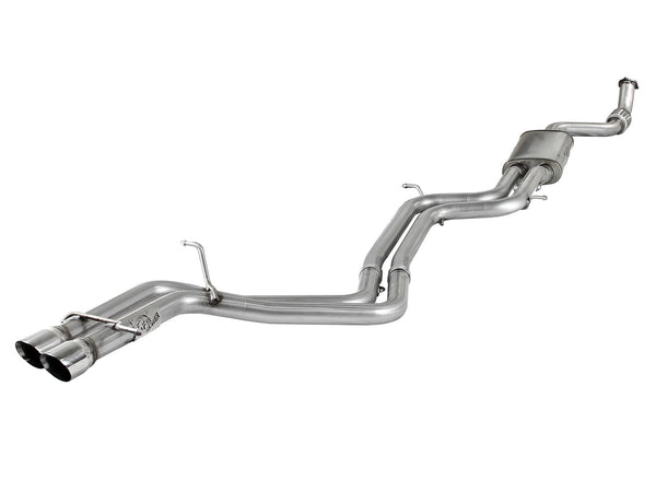 AFE MACH Force-Xp Cat-Back Exhaust System 2009-15 Audi A4 (B8) L4-2.0L (t)