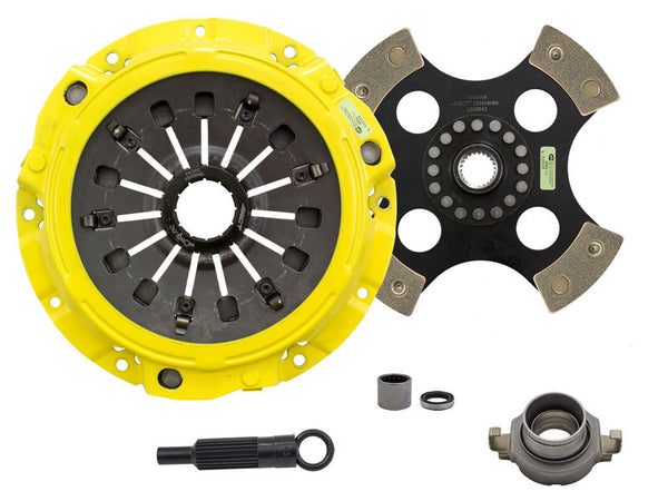 ACT 1993 Mazda RX-7 XT-M/Race Rigid 4 Pad Clutch Kit