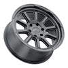 Black Rhino Chase 18x9.0 6x139.7 ET12 CB 112.1 Matte Black Wheel
