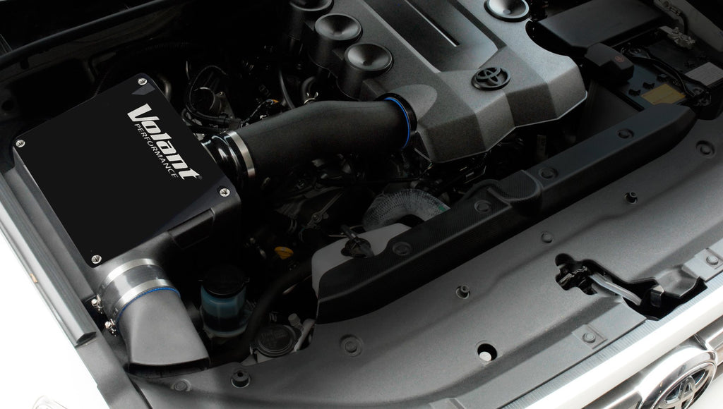 Volant Cold Air Intake System 2011–2018 FJ Cruiser / 4Runner 4.0L V6