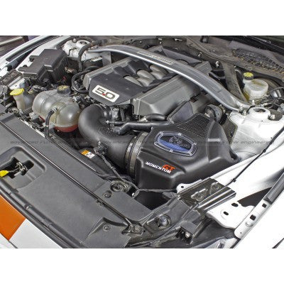Afe Momentum Gt Pro 5r Intake System 2015 2016 Ford Mustang Gt V8