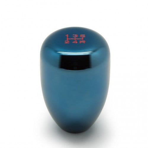 "BLOX ""Limited Series"" Electric Blue Type-R Shift Knob"
