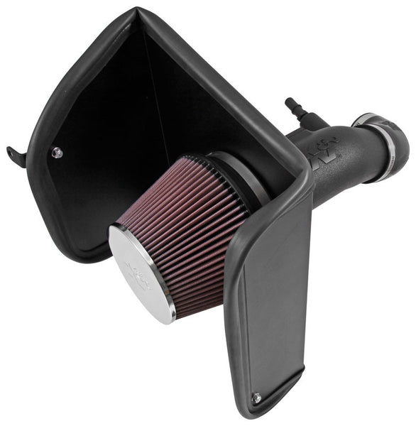 K&N Short Ram Air Intake 2015-2016 Chevrolet Colorado / GMC Canyon 2.5L