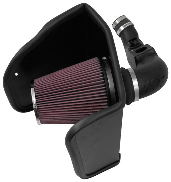 K&N 63 Series Short Ram Intake 2016-2017 Chevrolet Colorado / GMC Canyon Diesel (2.8L)