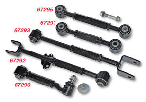 SPC Rear Adjustable Arms (Set of 5) 2003-2007 Honda Accord / 2003-08 Acura 3.2 TL / 2004-2008 Acura TSX