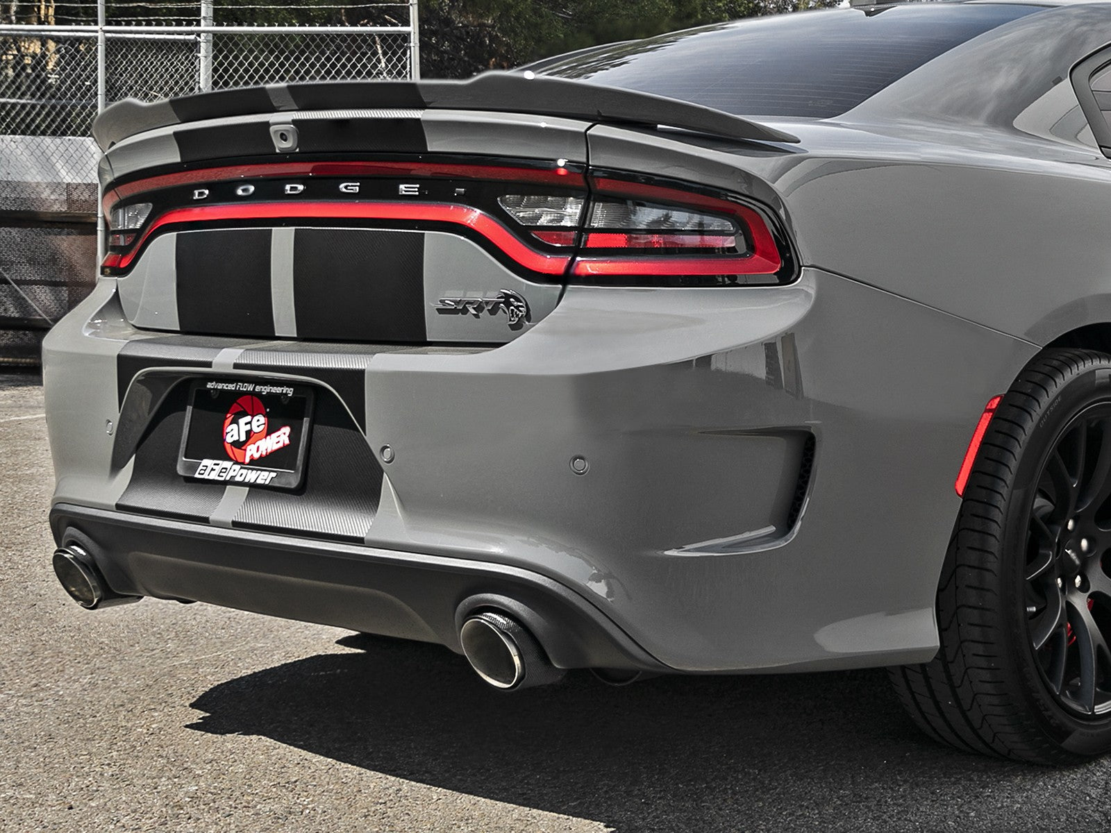 Ultimate Dodge Dodge Charger Exhaust