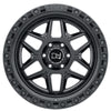 Black Rhino Kelso 18x9.0 5x139.7 ET00 CB 78.1 Matte Black w/Black Bolts Wheel