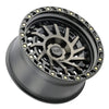 Black Rhino Shredder 18x9.5 5x127 ET00 CB 71.6 Matte Black w/Machined Dark Tint Wheel