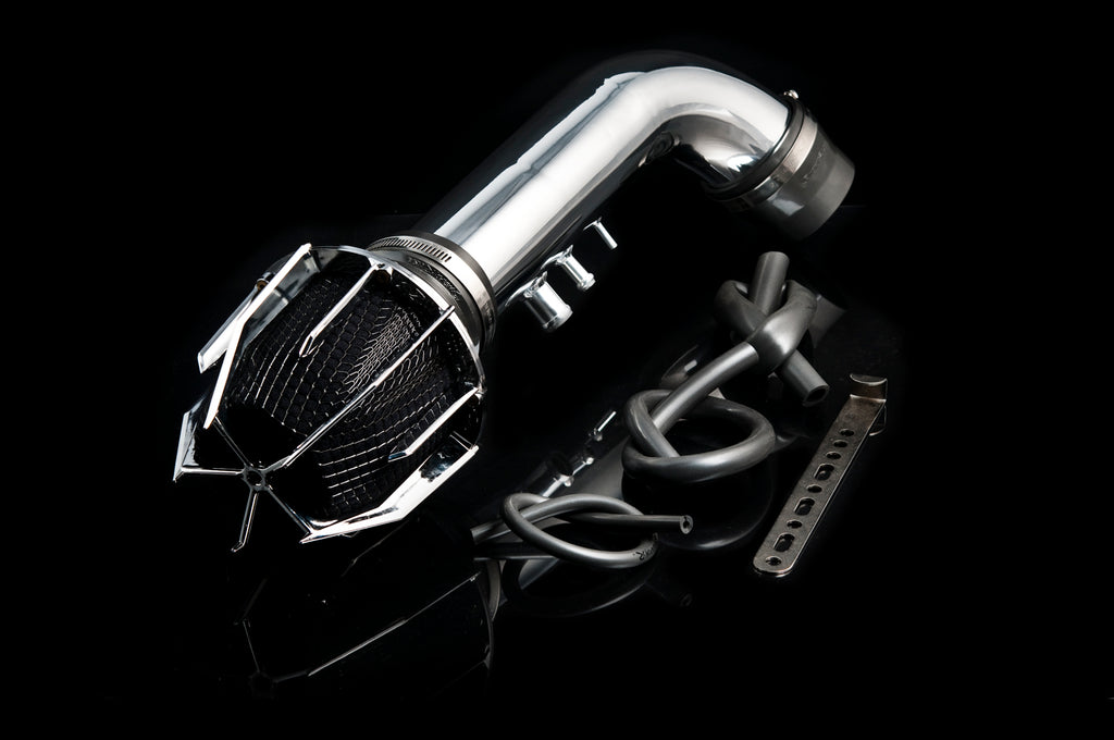 Weapon R Short Ram Dragon Intake 1991-1995 Acura Legend / 1996-1998 Acura TL 3.2L V6 (w/o Traction Control)