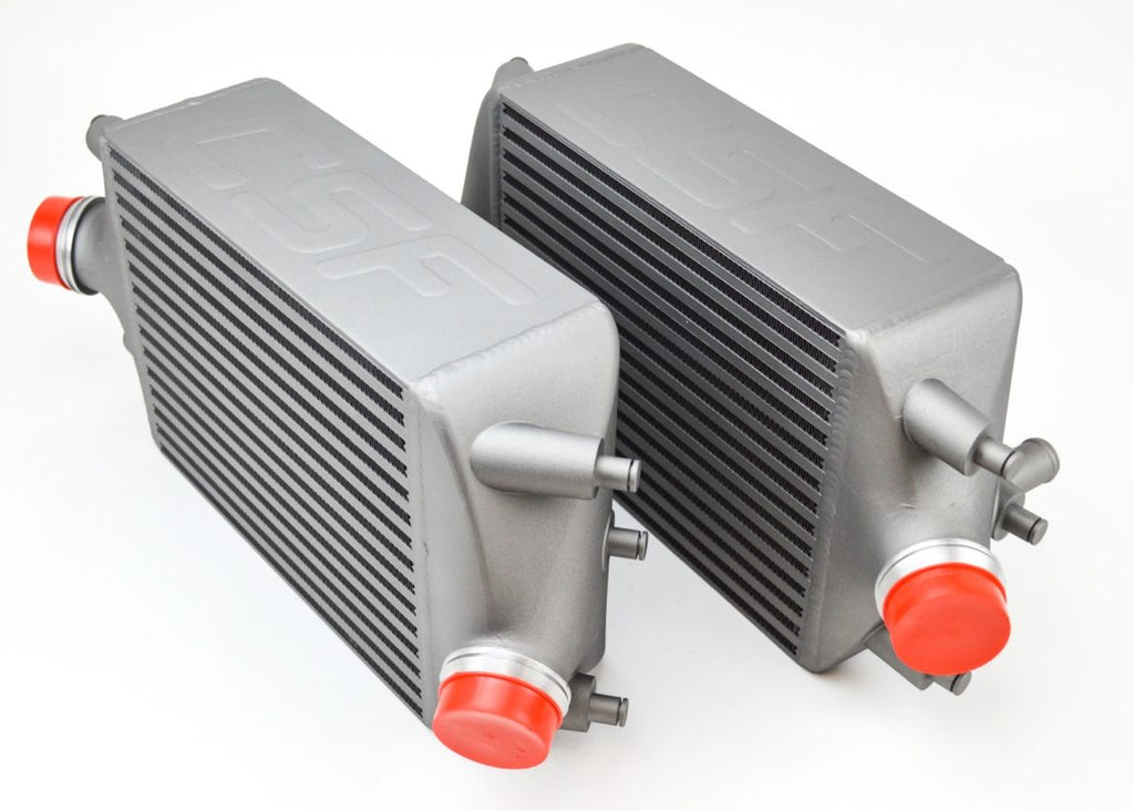 CSF Twin Intercooler Set 2013-2019 Porsche 911 Turbo (991)/Turbo S (991.1/991.2)