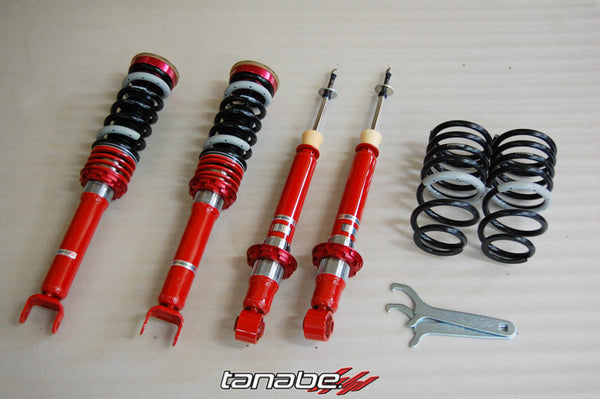 Tanabe Sustec Pro Comfort-R Coilover Kit 2009-2015 Nissan 370Z