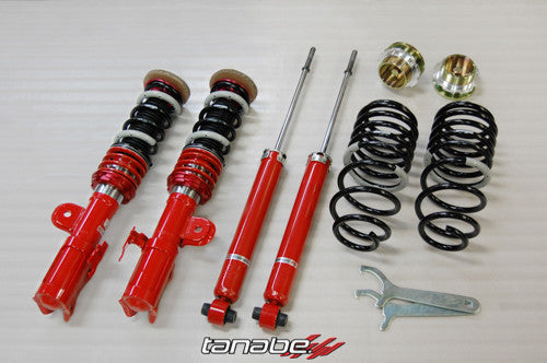 Tanabe Sustec Pro Comfort-R Coilover Kit 2008-2014 Scion xB
