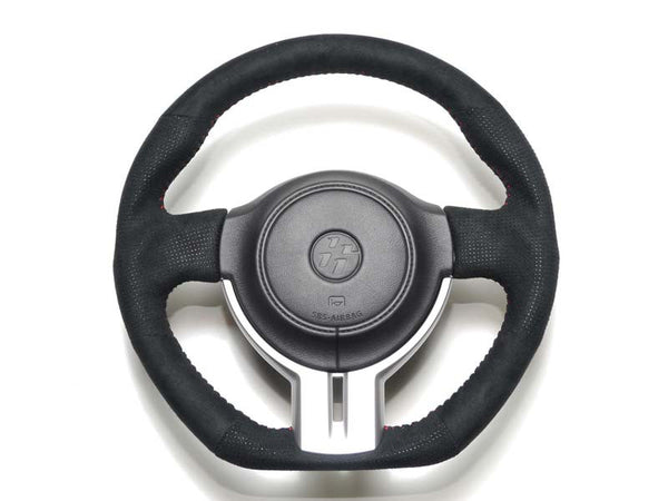 Cusco Suede Steering Wheel Scion FR-S / Subaru BRZ (350mm)
