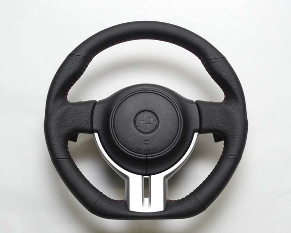 Cusco Leather Steering Wheel Scion FR-S / Subaru BRZ (350mm)