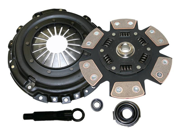 Competition Clutch Stage 4 Sprung Clutch Kit: 1994-2001 Acura Integra