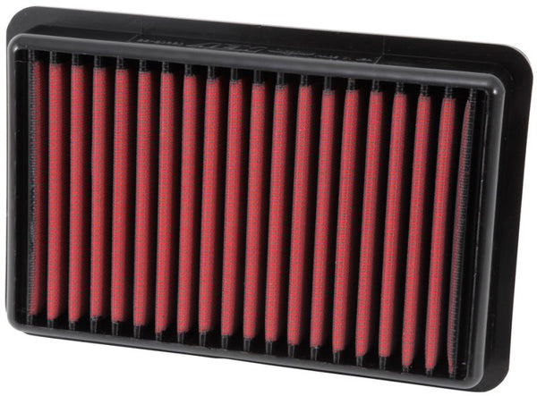 AEM 12-14 Mazda 3/6/CX-5 10.75in O/S L x 7.125in O/S W x 1.625in H DryFlow Panel Air Filter