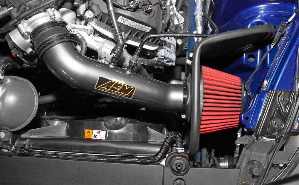 AEM Cold Air Intake 2015 Ford Mustang 3.7L