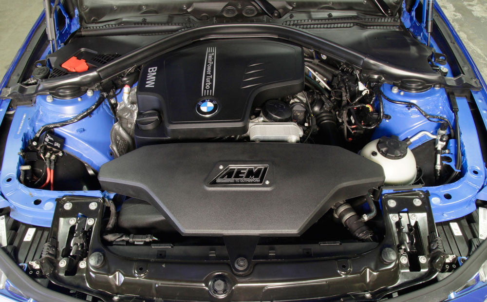 AEM Cold Air Intake 2012-2015 BMW 3 Series (2.0L)