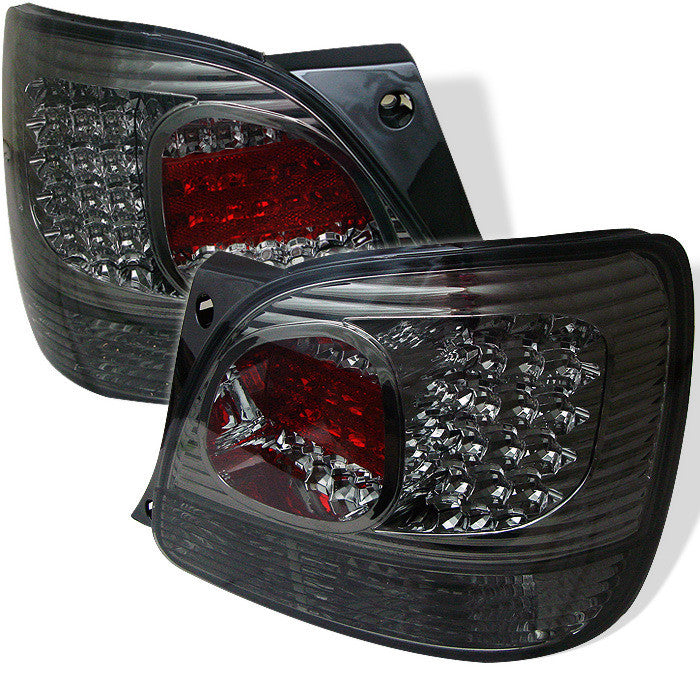 1998-2005 Lexus GS 300 / 400 LED Tail Lights - Smoke