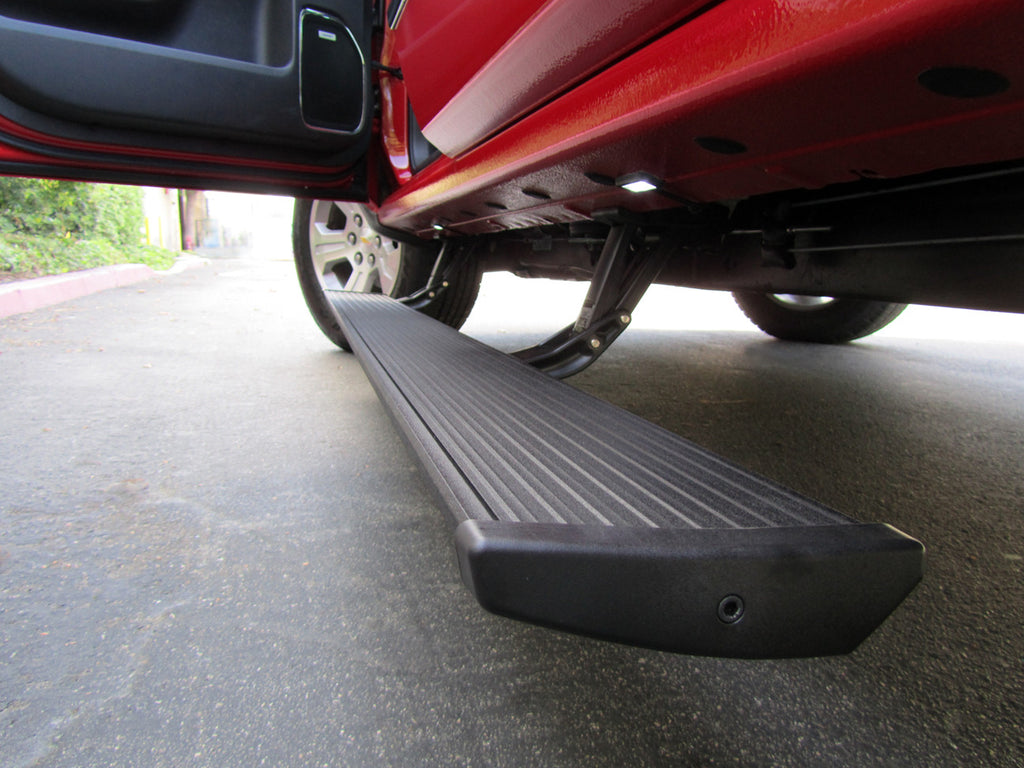 AMP Research Powerstep 2014-2017 Chevy Silverado/GMC Sierra 1500/2500/3500 HD Crew Cab/Double Cab